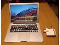"""Apple MacBook Air """"Core i5"""" 1.7 GHz 13"""", 4GB, 256GB SSD, HD 5000, Mid 2011 A1369"""