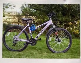 Ammaco MTX 600 ladies mountain bike