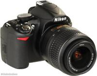 Nikon D3100: Lost/Stolen from Blue Quill Pointe Appartment