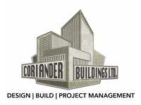 EXPERIENCED CONSTRUCTION PROJECT MANAGERS, CARPENTERS, LABOURERS, VAN DRIVER - LONDON - URGENT