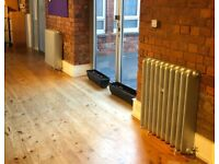 Cast Iron Radiators in great condition