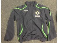 Northern Ireland football training top/jacket (not shirt)