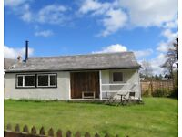 Newly refurbished Cosy Cottage for 2 near Aviemore in Cairngorm National Park