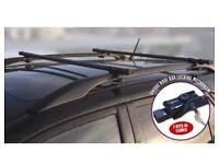 Universal roof bars , never used