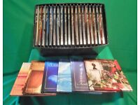 'IN CLASSICAL MOOD', 34 CD,s WITH LISTENER GUIDE BOOK FOR EACH
