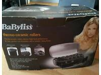 Babyliss thermo- ceramic rollers