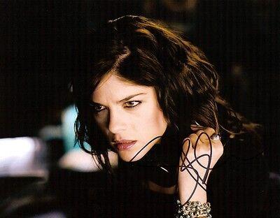 Selma Blair Hellboy Cruel Intentions Signed 8X10 Photo Coa