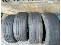 205/55/16 tyres x4 £40 the lot bargain