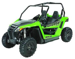 2014 Arctic Cat TRAIL XT
