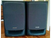 AIWA SX-Z1100 Bass Reflex Speakers