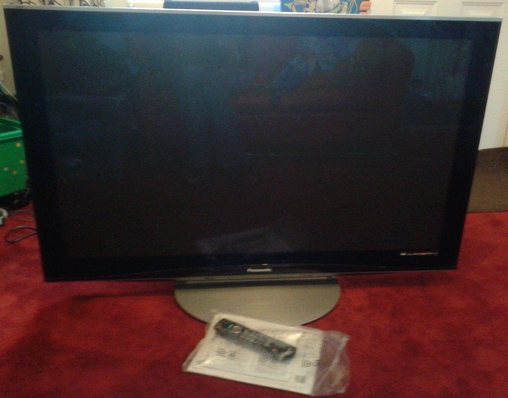 Panasonic plasma television 50 inch viera TX P50V10Bin Newton Aycliffe, County DurhamGumtree - Panasonic plasma television 50 inch viera TX P50V10B approx. 7 years old.This Panasonic is in excellent working order £200 NO OFFERS BUYER COLLECTS CASH ON COLLECTION THANK YOU