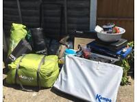 Job lot camping gear
