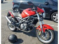 Cagiva Raptor 650 ie V Twin 2006