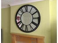 Clock Effect Mirror - purchased from Next