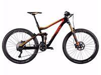 NEW Slide Carbon Bike 140 27,5 9.0