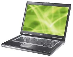SOLDE: Dell D630 avec Processeur Intel Core 2 Duo
