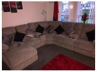 PRICE DROP Laz boy corner sofa