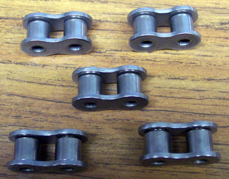 Acme Chain  # 50 SS R/L 19727  Roller Link   Lot of 5