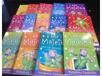 Mr Majeika set of 14 children's books age 9+