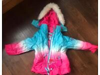 Girls jacket age 4 brand new with tags