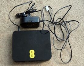 EE Bright Box Wireless Router Working in Good Condition.