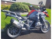 2016 BMW R 1200 GS for sale