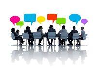 Get Socialising free seminars