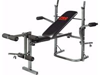 Pro Power multi use workout/weight bench