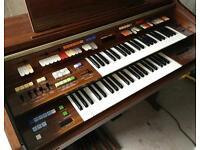 Organs Technics church