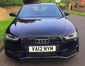 Audi A4 - Black Edition