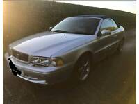 Volvo c70 GT T5 rare manual only 89k great condition