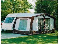 Bradcot Classic caravan awning