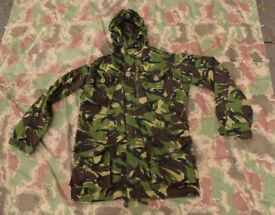 British Army Issue DPM Windproof Combat Smock (size 190/104)