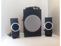 CReative Labs - PC Speakers and Subwoofer