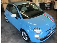 2012 Fiat 500 Colour Therapy 1.2 Petrol 70Bhp