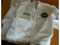 Stephen Rooney Tae Kwon do schools suit 7-9yrs