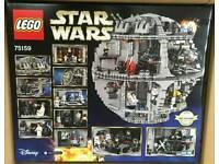Lego deathstar 75159