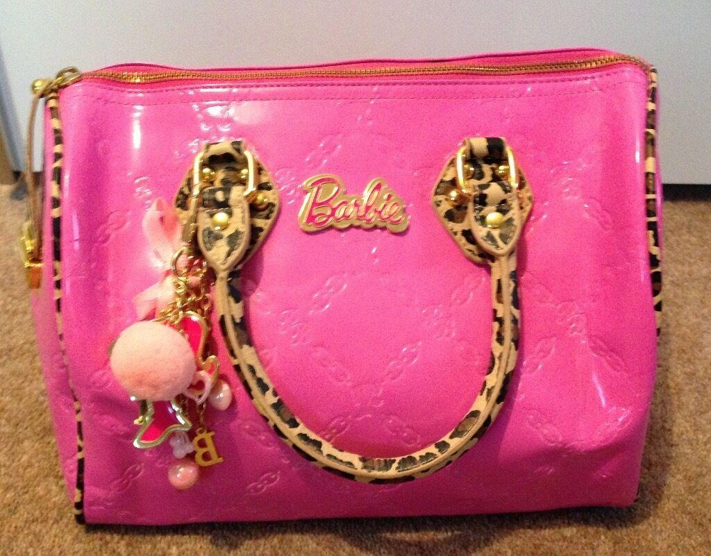 Women S Paul Boutique Pink Barbie Handbag