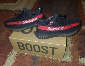Yeezy supreme size 9