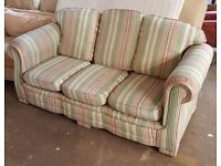 Three seater sofa 204cm