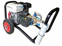 Comet 200HLPGX200 petrol power washer 2200 Psi 14 ltrs / min Honda GX200 Engine - Armagh / Newry