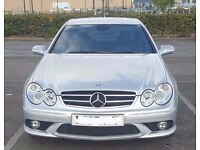 Mercedes CLK AMG Sport 200 Kompressor low mileage 57 Year not BMW 318 320 325 330 335 AUDI A5
