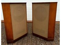 Vintage British hifi Rogers, Quad, old big Tannoy, Spendor, LS3/5a and more