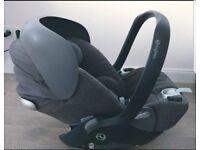 Cybex Q car seat & Isofix