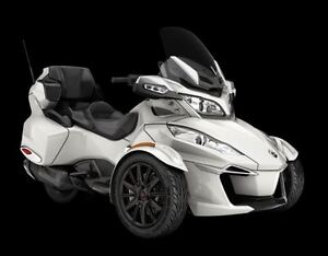 2017 can-am Spyder RT-S SE6