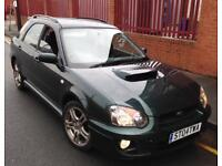 *** BLOBEYE SUBARU IMPREZA WRX TURBO 4X4 UK (UNMODIFIED) *** STI JDM ESTATE WAGON IMPORT