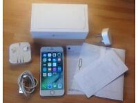 iPhone 6 - 16gb. White/gold. UNLOCKED