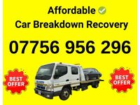 Car Breakdown Recovery Transport & Speedy response & Low cost