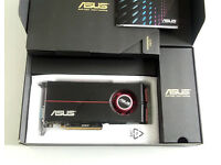 ATI Radeon HD 5850 + 6pin leads (1GB, 256Bit, PCIe, DVI, HDMI, i7, Gaming PC, Graphics Card, Nvidia