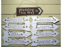 vintage/rustic/shabby chic Wedding Decorations